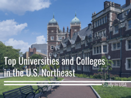 Top 10 Universities and Colleges in the U.S. Northeast