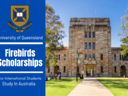University of Queensland Firebirds Scholarships, Australia