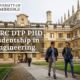 EPSRC DTP PhD Studentship in Engineering at the University of Cambridge, UK