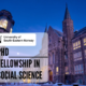 PhD Fellowship in Social Science at the University of Norway