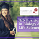 PhD Position in Biology & Life Science at the University of Copenhagen
