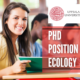 PhD Position in Ecology at the Uppsala University
