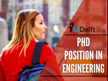 PhD Position in Engineering at the Delft University of Technology