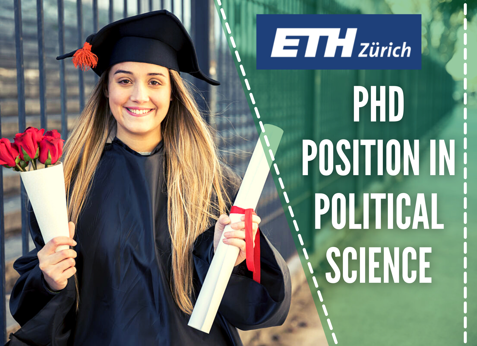 PhD Position in Political Science at the ETH Zurich University