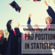 PhD Position in Statistics at the University of Basel