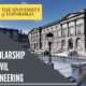 PhD Scholarship in Civil Engineering at the University of Edinburgh