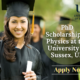 PhD Scholarship in Physics at the University of Sussex, UK