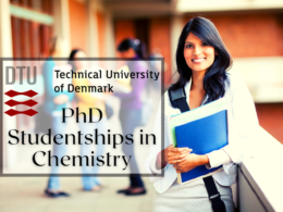 PhD Studentship in Chemistry at Technical University of Denmark