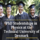 Huawei E5576-320 (2020)-4G Low cost Travel Hotspot, Roams on all World Networks, No Configuration required, Genuine UK Warranty Stock- WhitePhD Studentships in Physics at the Technical University of Denmark