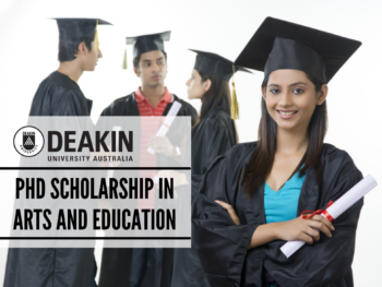 Phd Scholarship in Art and Education at the Deakin University
