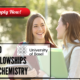 PhD Fellowships in Chemistry at University of Basel