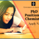 PhD Position in Chemistry at the University of Amsterdam