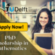 PhD Position in Mathematics at the Delft University of Technology
