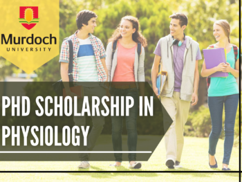 PhD Scholarship in Physiology at Murdoch University