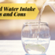 Cold Water Intake Pros and Cons