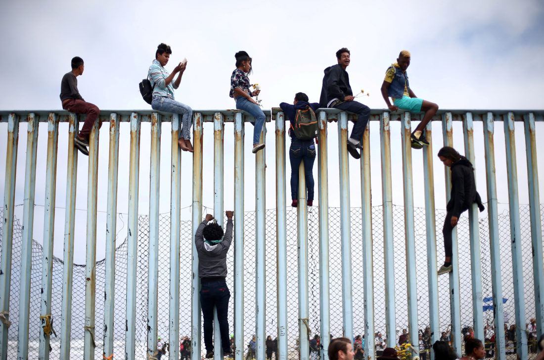 Pros and cons of building a wall on the border
